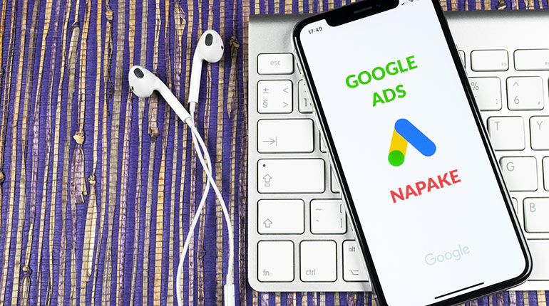 Google Ads napake