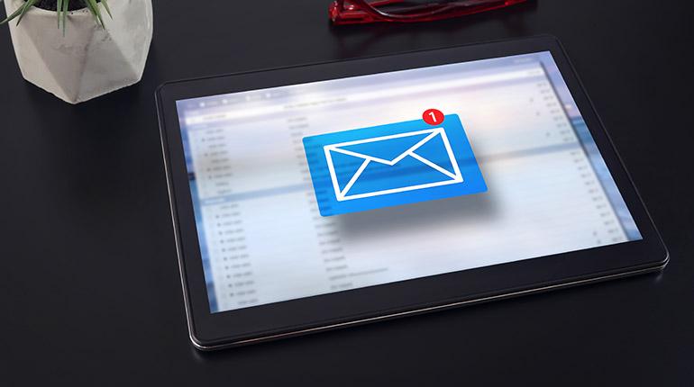 Učinkovit naslov e-sporočila