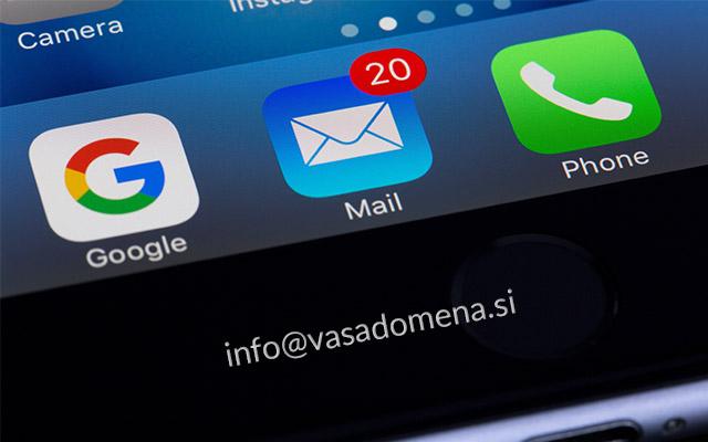 Kredibilen e-poštni naslov